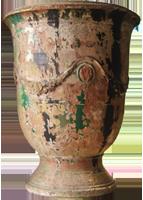 Poterie le ch ne vert histoire du vase d anduze - Decoration de grand vase transparent ...